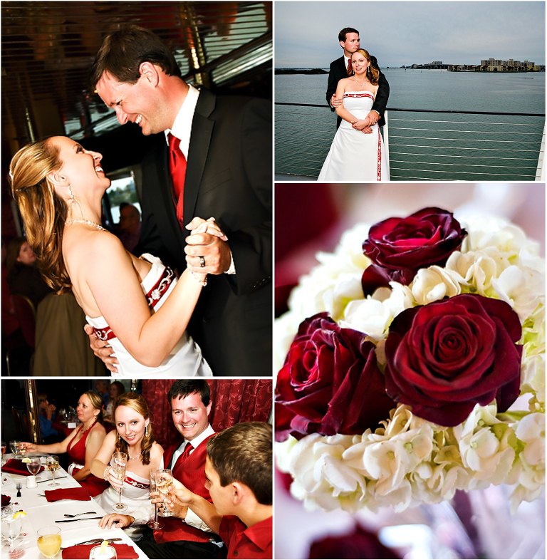Clearwater beach wedding photographer
