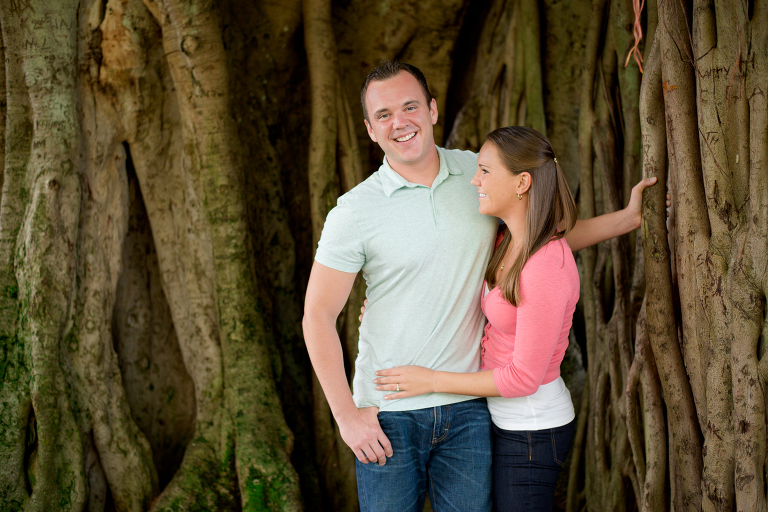 Tampa Engagement Pictures St. Pete