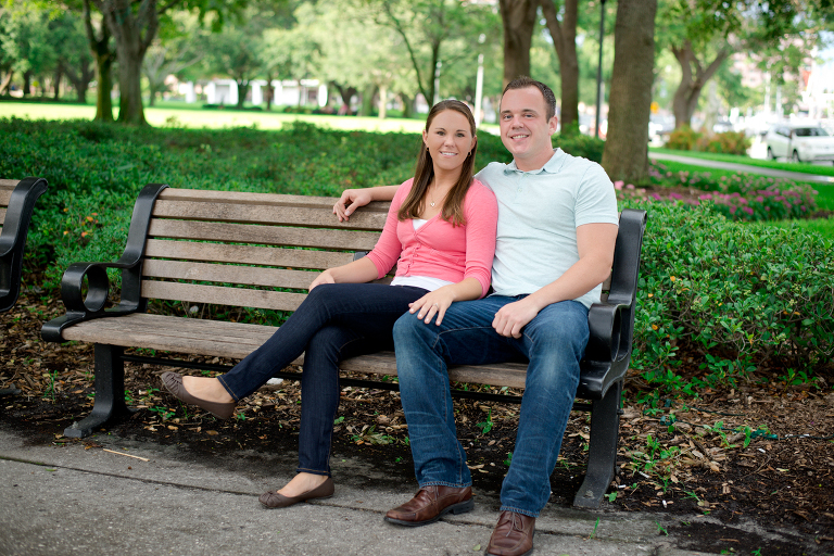 north Straub park engagement photographer