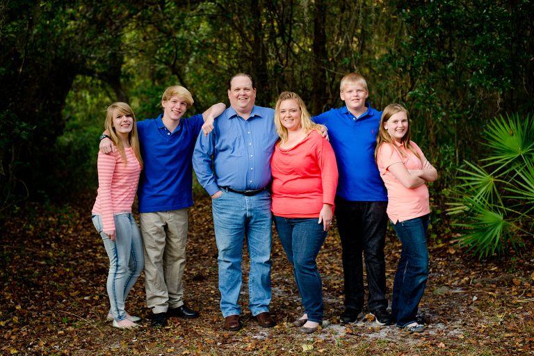 family photos tampa