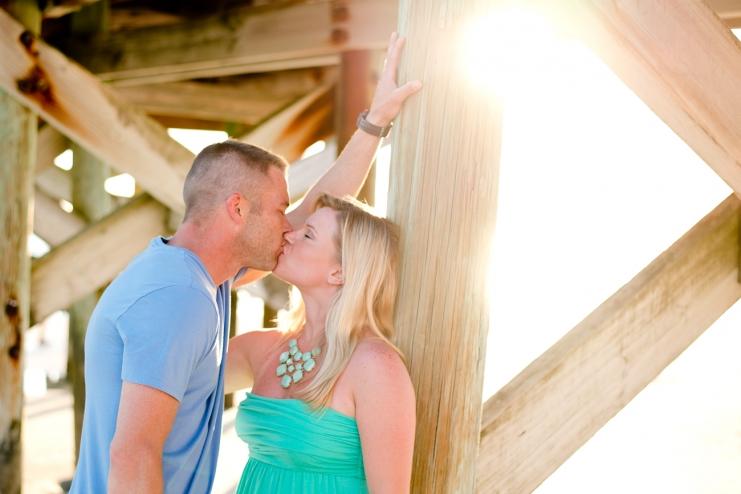 Madiera Beach engagement photo shoot