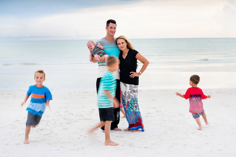 Florida Vacation Beach Family PHotographer