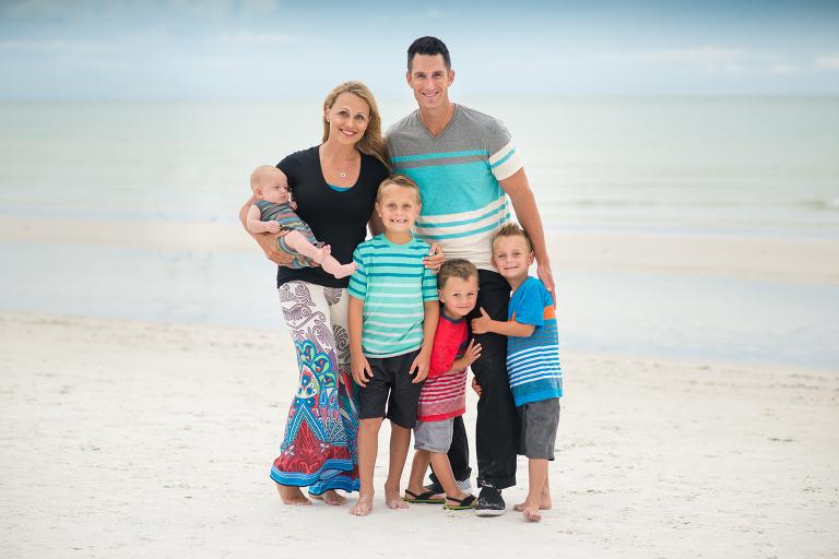 Vacation Beach Photographer
