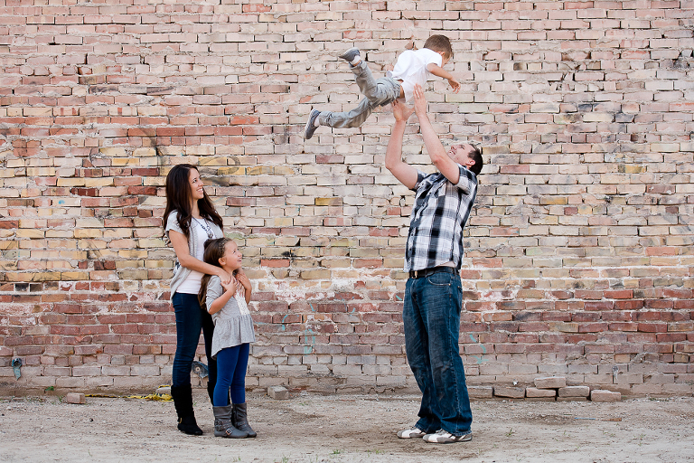 Tampa Urban Family Photographer