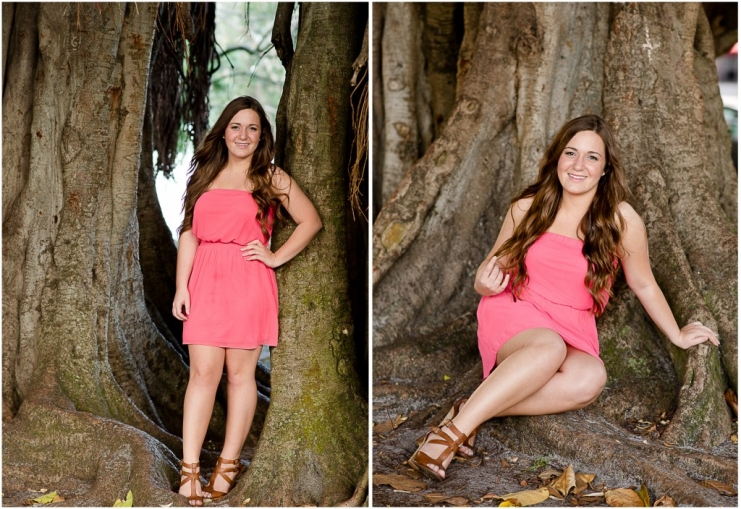 St Pete Senior Pictures