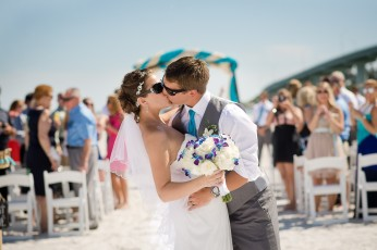 Clearwater Beach wedding photographers