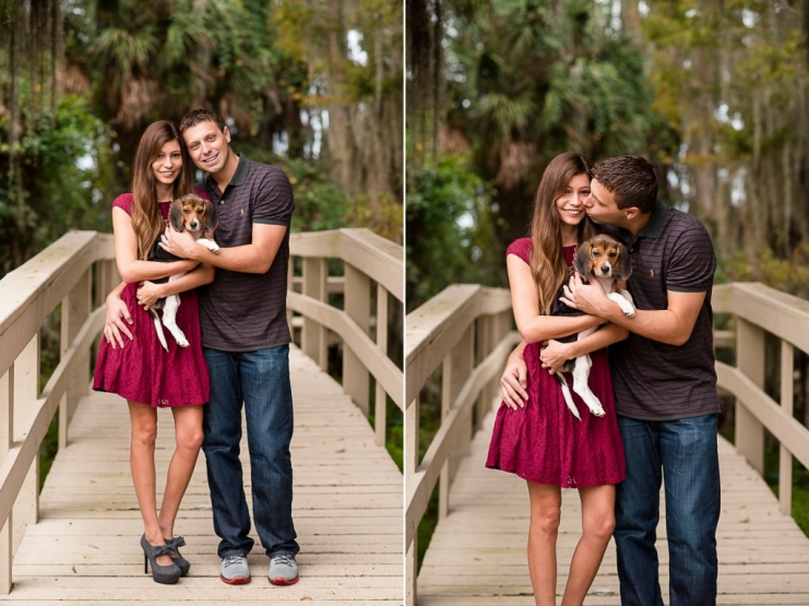 Tampa Engagement Portraits