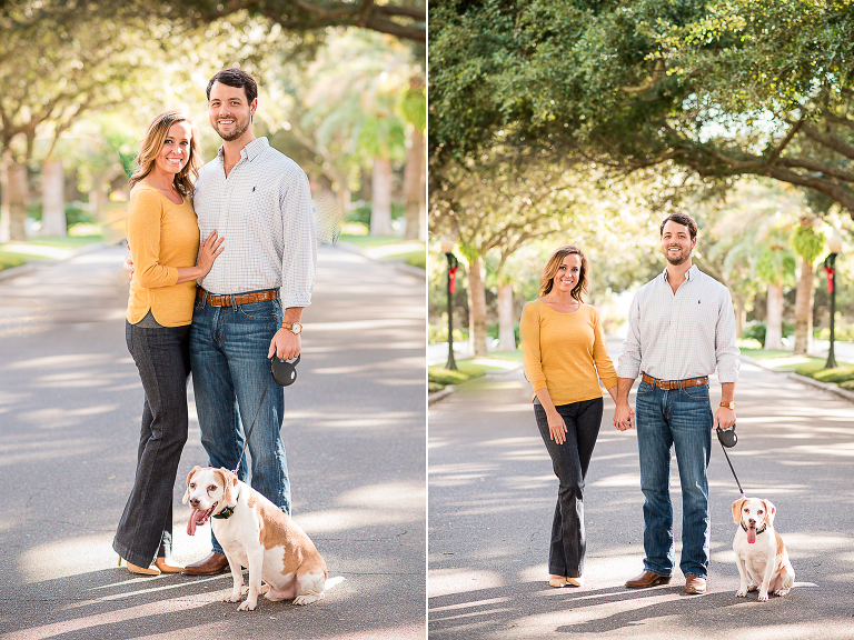 Tampa engagement photos