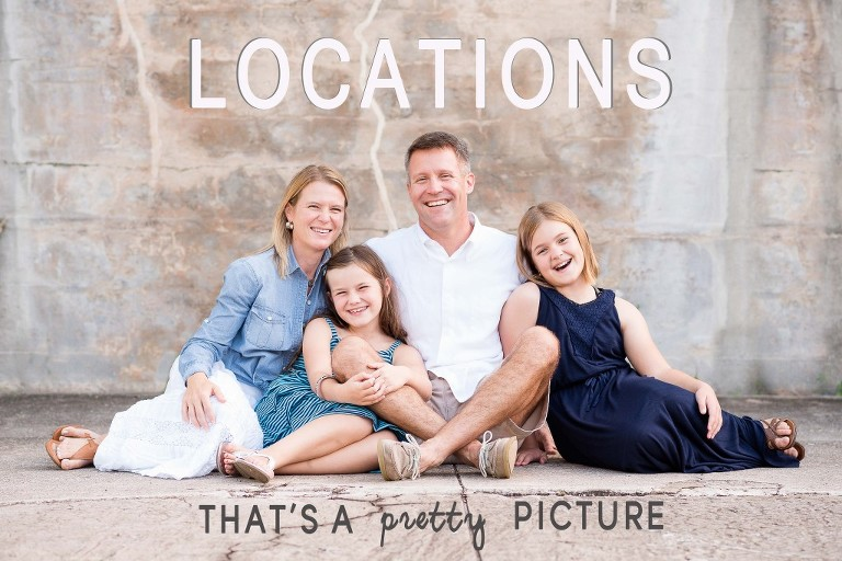 Tampa Portrait Locations