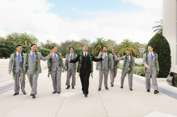 Orlando Temple Wedding Photographer