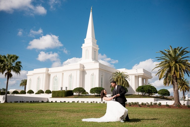Orlando Temple Wedding PHotographer