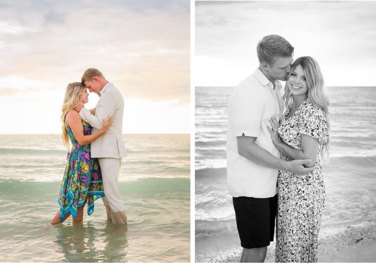 Clearwater Beach Photographer Poses